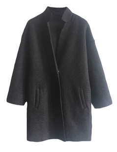 /stand-collar-long-sleeve-slim-woolen-coat-black-p-5856.html