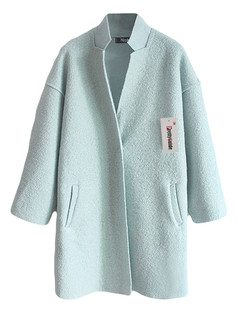 /stand-collar-long-sleeve-slim-woolen-coat-mint-green-p-5860.html