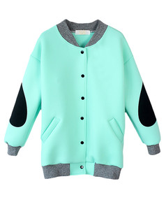 /poker-face-back-print-buttoned-coat-green-p-5916.html