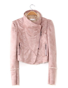 /faux-lamb-wool-motorcycle-jacket-crop-leather-jacket-p-1144.html