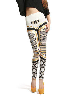 /gold-foil-print-egyptian-princess-high-waist-leggings-p-853.html