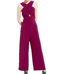 /sexy-criss-cross-jumpsuit-waist-pants-red-p-3512.html
