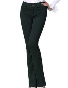 /slim-low-rise-flare-trousers-green-p-2784.html
