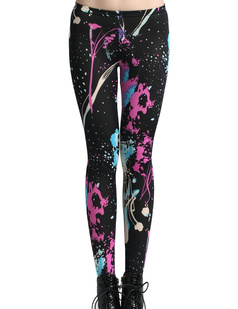 /women-colorful-splashink-mars-hit-earth-leggings-tight-pants-p-409.html