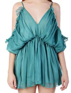 /deep-v-neck-loose-pleated-romper-playsuit-blue-p-3150.html