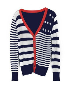 /v-neck-stripe-color-contrast-preppy-chic-cardigan-knitwear-p-691.html