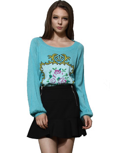 /blue-mirror-floral-print-knit-sweater-p-1236.html