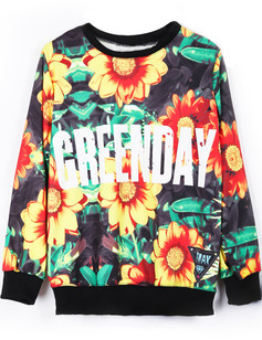 /long-sleeve-sunflowers-greenday-print-sweatshirt-p-1083.html