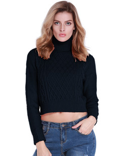 /turtleneck-twist-cable-knit-crop-sweater-navy-p-6986.html