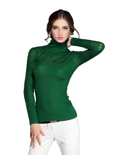 /turtle-neck-cutout-crochet-wool-pullover-thick-sweater-tops-p-861.html