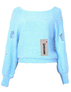 /mesh-rose-insert-sleeves-mohair-sweater-blue-p-5750.html