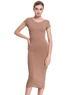 /cap-sleeve-ribbed-knitted-seam-back-bodycon-midi-dress-camel-p-7720.html
