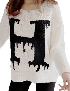 /oversize-letters-h-contrast-knit-sweater-white-p-5300.html