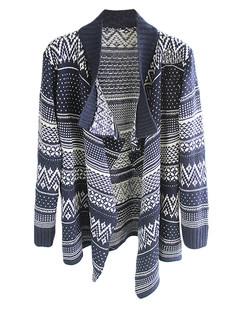 /draped-collar-geo-knit-wrap-cardigan-balck-p-5464.html