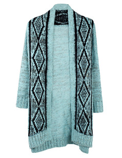 /diamond-printing-long-sleeve-cardigan-green-p-4656.html
