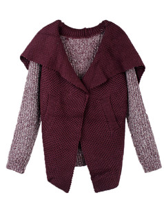 /long-sleeve-knit-pockets-batwing-cardigan-purple-p-4644.html