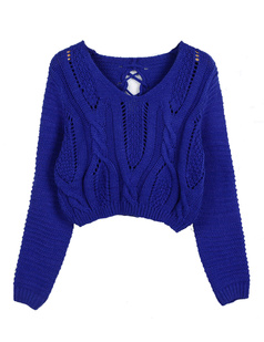 /cable-knit-lace-up-crop-long-sleeve-sweater-p-1025.html