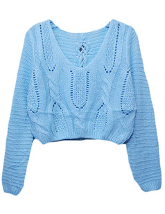/es/eyelet-cable-knit-lace-up-crop-sweater-light-blue-p-5412.html