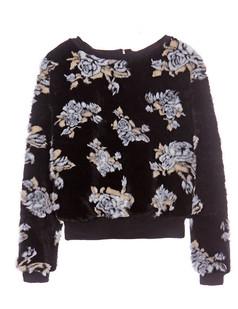 /faux-fur-shaggy-rose-sweatshirt-black-p-1300.html