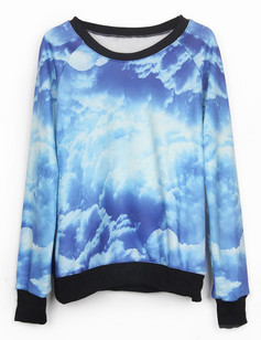/blue-sky-clouds-galaxy-print-jumper-sweatshirt-p-755.html