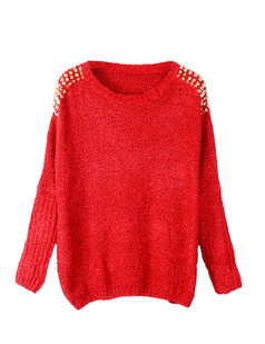 /ja/embellished-spiked-studs-chain-wide-bat-sleeves-sweater-p-724.html