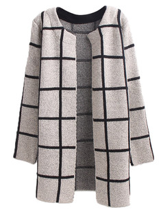 /plaid-pocket-knit-cardigan-coat-grey-p-5148.html