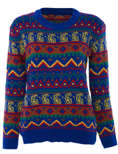 /women-ethnic-geometry-stripe-sweater-jumper-p-740.html