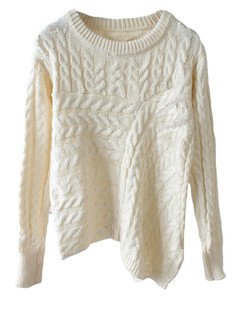 /beige-asymmetrical-cable-knit-jumper-sweater-p-5362.html