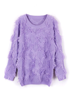 /tassle-baggy-crew-neck-sweater-purple-p-1292.html