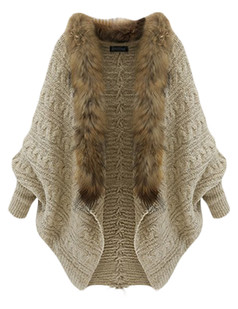 /faux-fur-embellished-bat-sleeve-cape-shawl-cardigan-p-5440.html