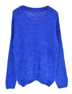 /de/basic-fluffy-mohair-jumper-sweater-blue-p-5436.html