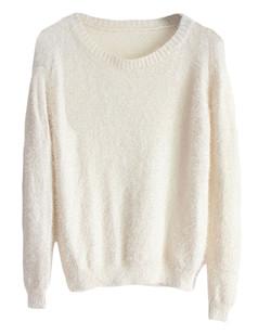 /basic-fluffy-mohair-jumper-sweater-white-p-5438.html