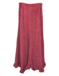 /pt/elastic-wasit-scrolled-hem-knitted-maxi-skirt-burgundy-p-5514.html