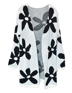 /oversize-flower-pattern-knit-open-cardigan-white-p-5442.html