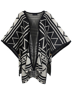 /batwing-sleeve-magar-totem-print-cardigan-black-p-4258.html