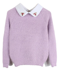 /es/beads-collar-mohair-fluffy-sweater-purple-p-4872.html