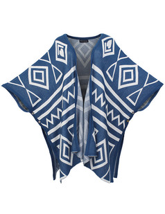 /es/apricot-batwing-sleeve-magar-geometric-print-cardigan-blue-p-4254.html