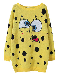 /spongebob-print-knit-sweater-p-6018.html