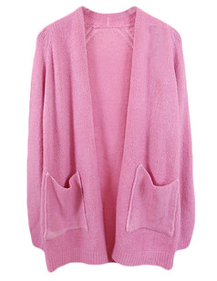 /buttonless-oversized-pocketed-loose-knitted-cardigan-rose-p-5188.html