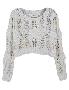 /ru/slouchy-twisted-crop-hollow-knit-sweater-beige-p-4762.html