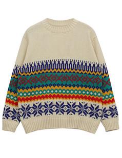 /fr/snowflakes-geometric-pattern-knit-sweater-apricot-p-5322.html