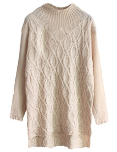 /high-neck-loose-cable-knit-jumper-sweater-p-5076.html