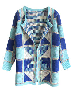 /geometric-pattern-open-knitted-cardigan-blue-p-5806.html