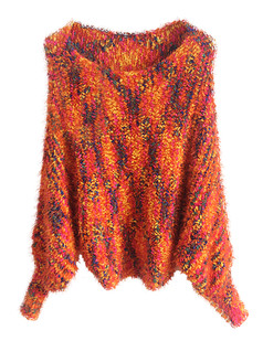 /colorful-mohair-bat-sleeves-knitted-sweater-orange-p-5130.html