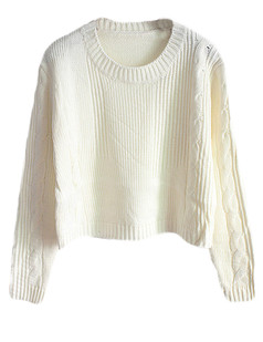 /cable-knit-crop-jumper-sweater-white-p-5094.html