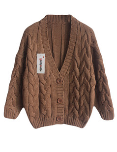 /basic-v-neck-chunky-twisted-knit-cardigan-brown-p-5688.html