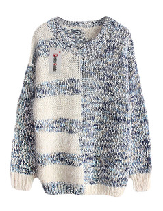 /stripes-long-sleeve-mohair-knitted-sweater-blue-p-5852.html