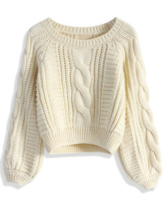 /cable-puff-sleeves-knit-crop-sweater-beige-p-5734.html