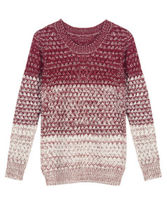 /ombre-weave-knitted-sweater-burgundy-p-5654.html