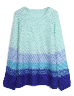 /blue-color-ombre-knit-pullover-sweater-p-4916.html
